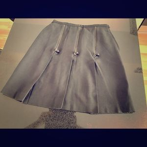STATE OF CLAUDE MONTANA Skirt